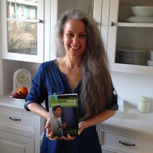 Produktbild Buch vegan Transformation