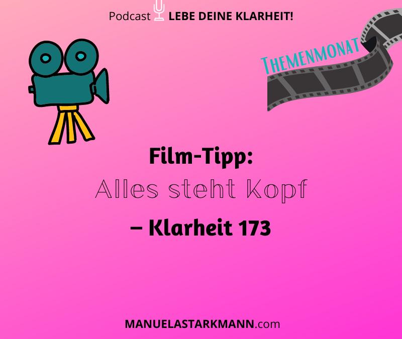 Film-Tipp: Alles steht Kopf – Klarheit 173