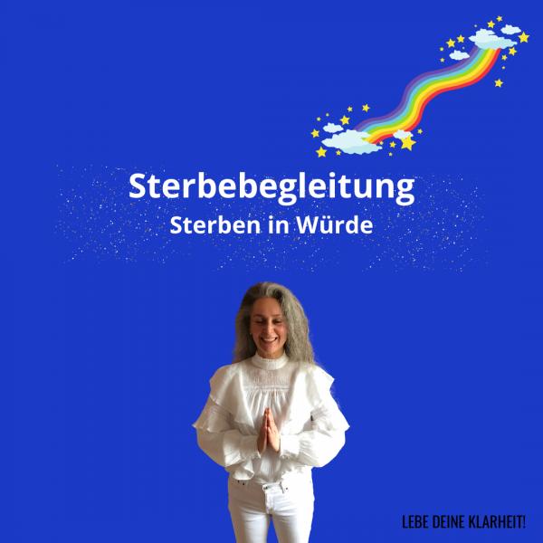 Sterbebegleitung - Sterben in Würde - Webinar von Manuela Starkmann